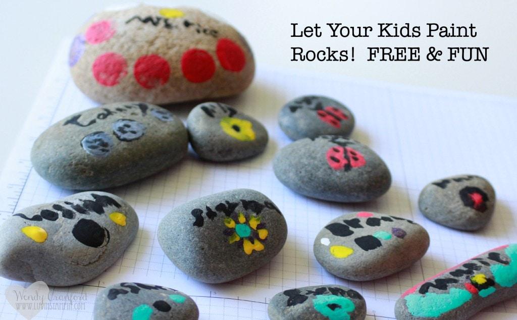 rock painting school