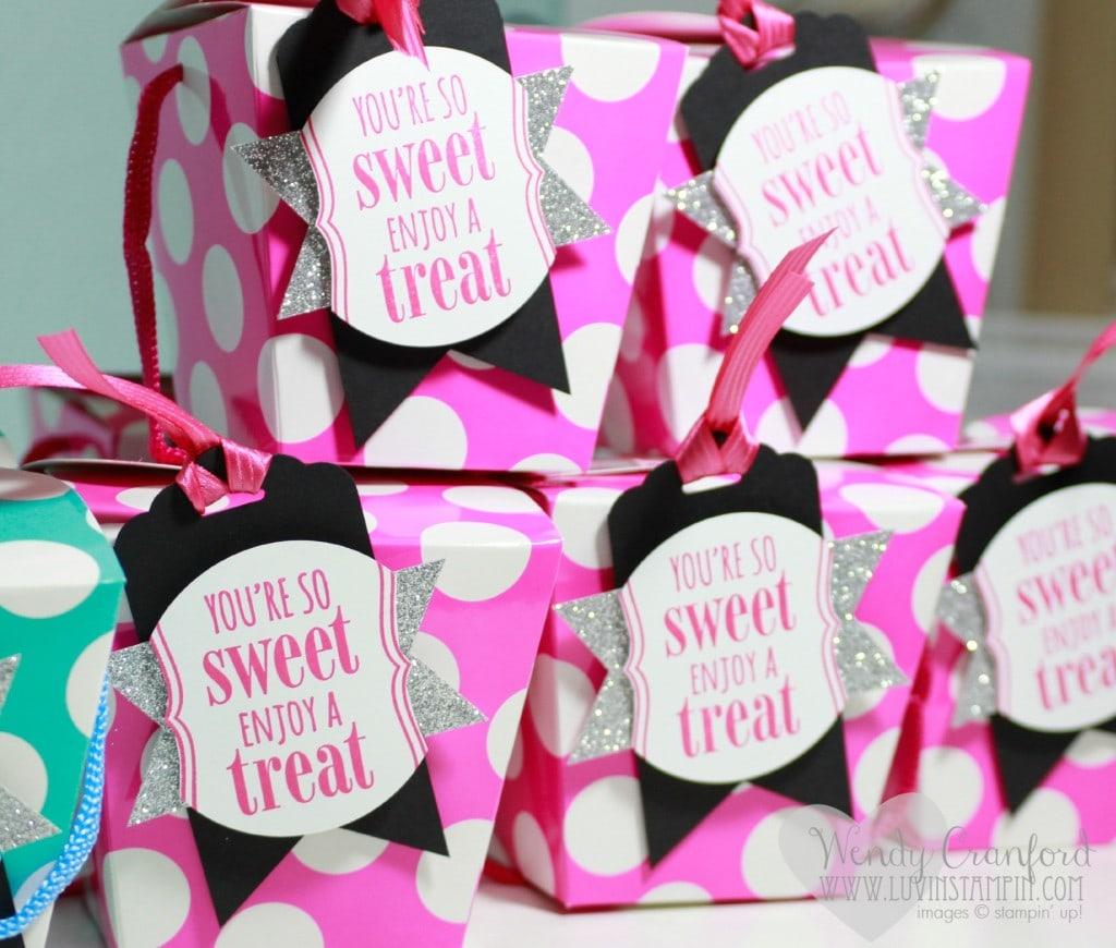 you're so sweet stamp set school treat