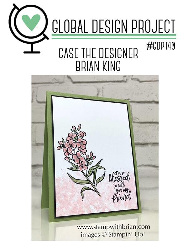 #GDP140 CASE the designer
