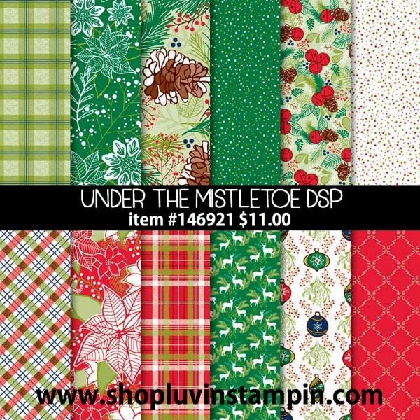 Designer Series Paper Sale from Stampin' UP! Wendy Cranford luvinstampin.com