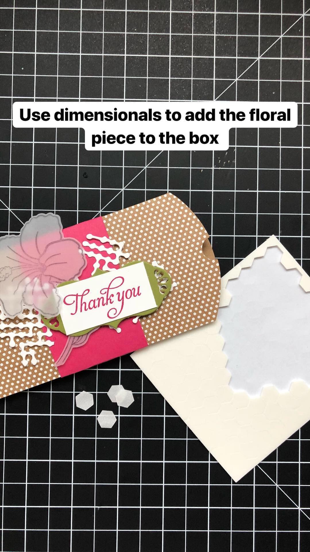Humming Along bundle from Stampin' UP! Wendy Cranford luvinstampin.com #luvinstampin #stampinup #hummingalong #thankyougift #partyfavor #cardmaking #papercraft